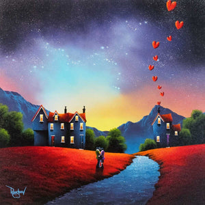 Meet Me by the River - SOLD David Renshaw