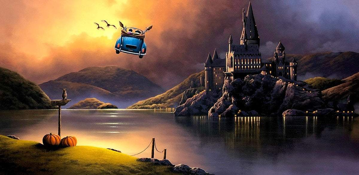 Mischief and Magic - Edition David Renshaw