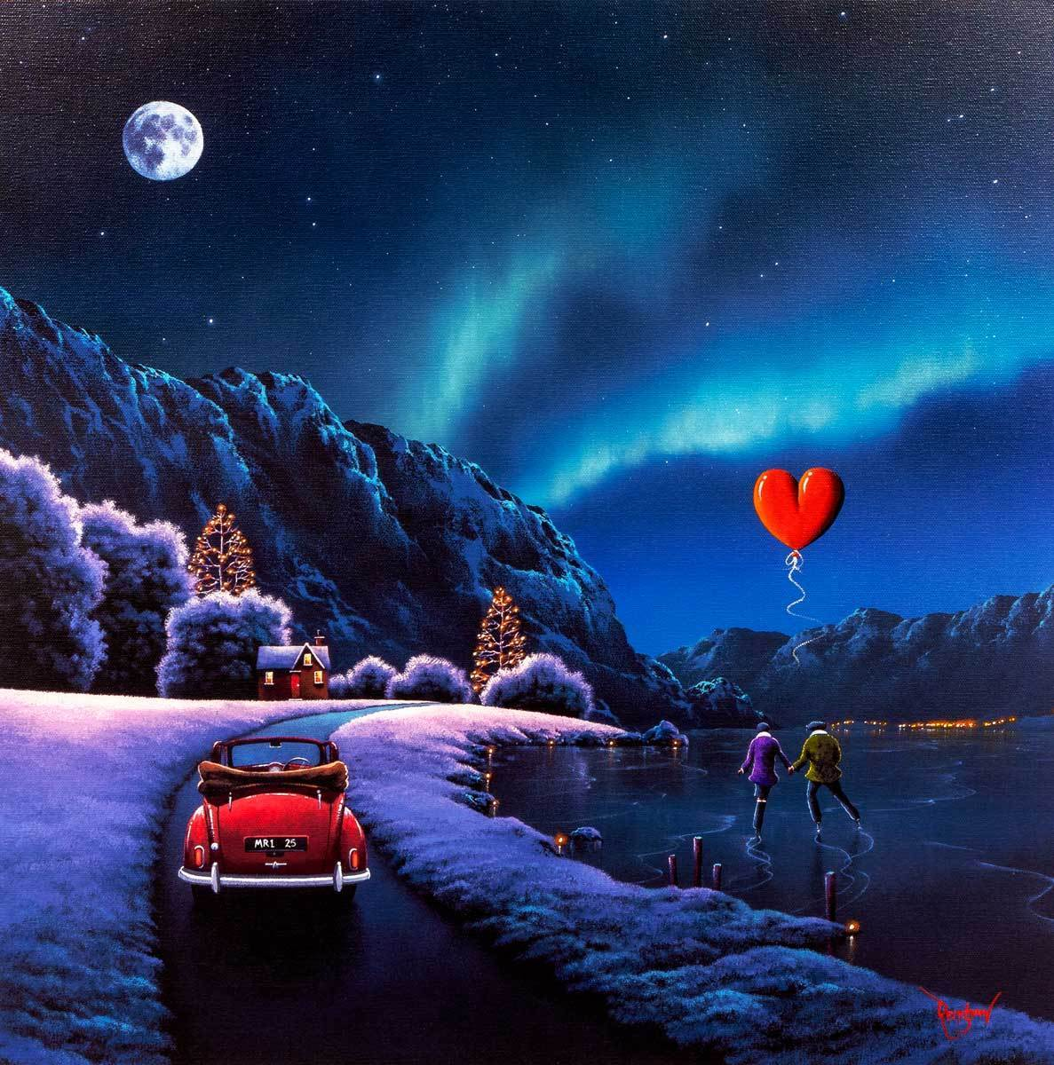 Moonlight Romance - Limited Edition David Renshaw