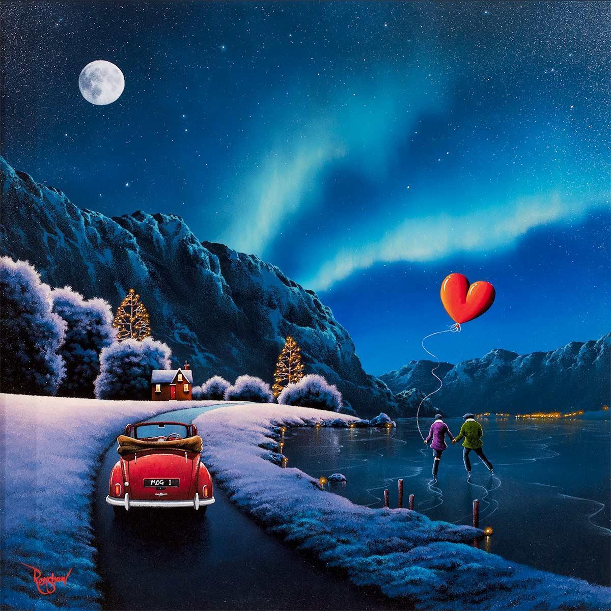 Moonlight Romance David Renshaw