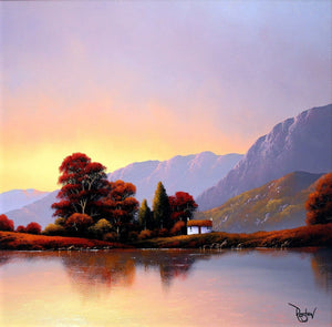 Mountain Haven - SOLD David Renshaw