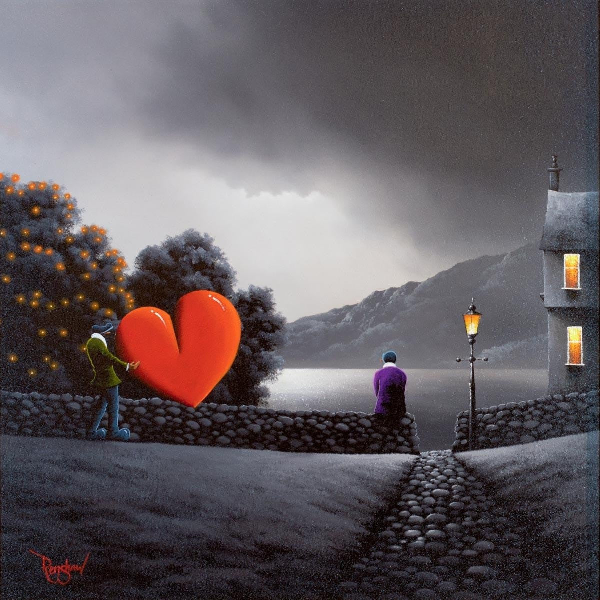 My Heart Is Yours David Renshaw