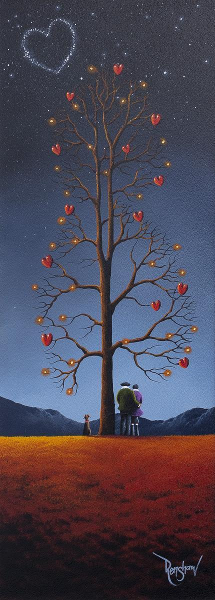 Nights Like This David Renshaw Framed
