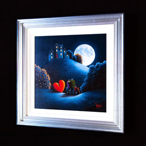Nighttime Adventure David Renshaw Framed