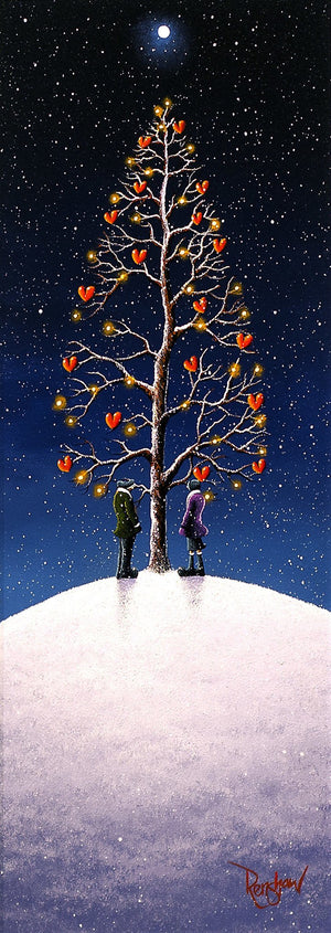 O' Christmas Tree - SOLD David Renshaw