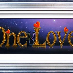 One Love - SOLD David Renshaw
