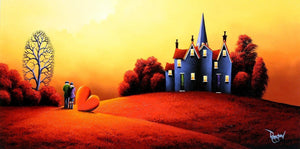 Our Castle - SOLD David Renshaw
