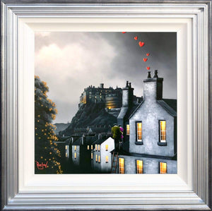 Our Edinburgh - Original - SOLD