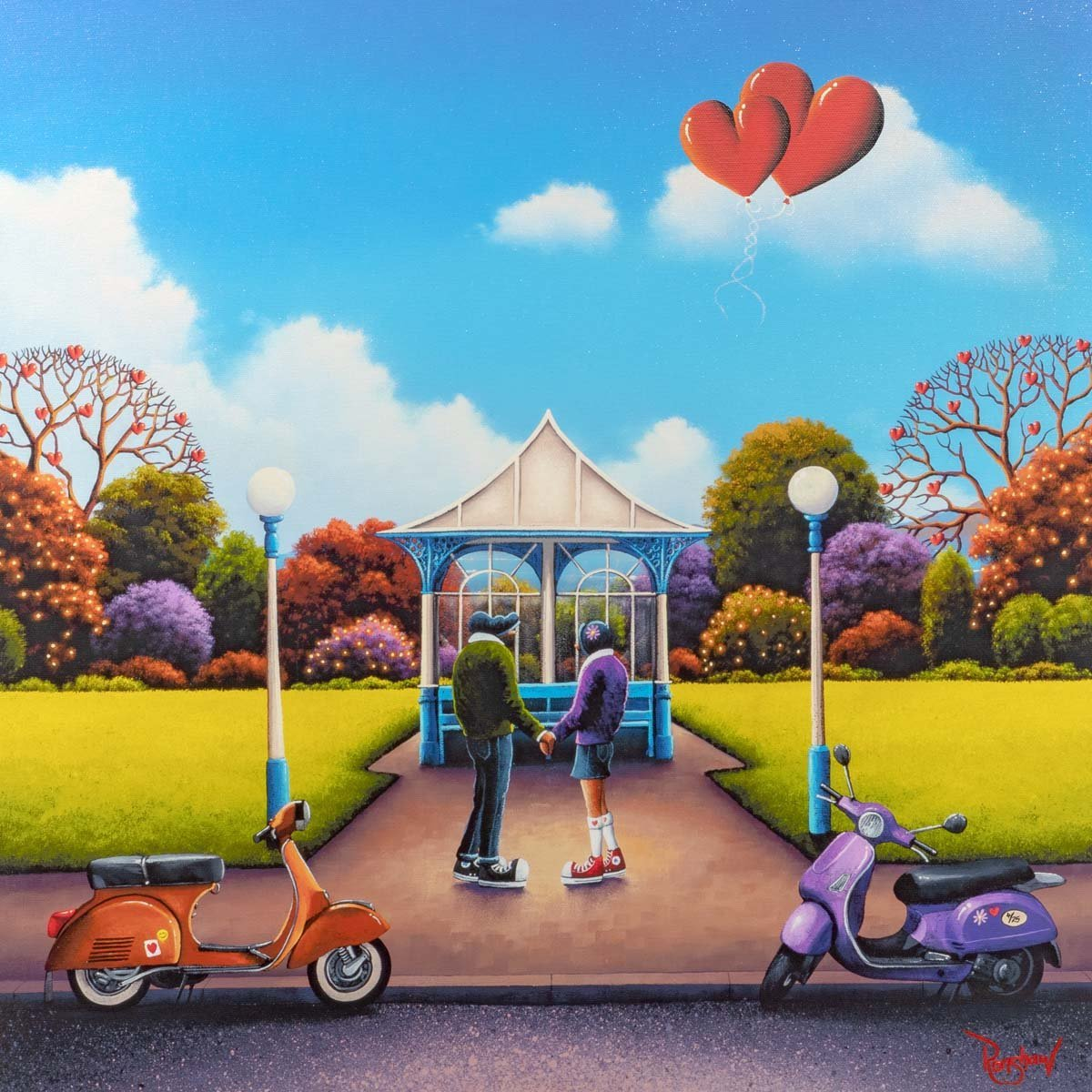 Our First Date - Edition David Renshaw Edition Number 4