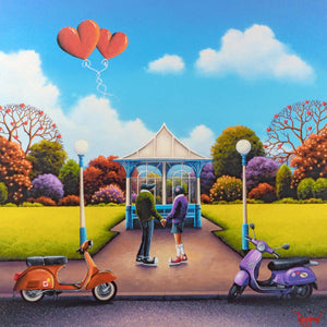 Our First Date - Edition David Renshaw Edition Number 15