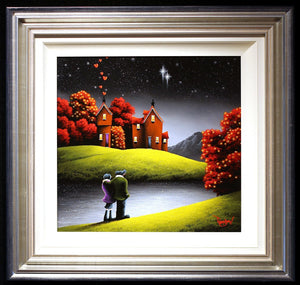 Reach For The Stars - SOLD David Renshaw