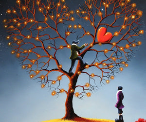 Reaching Out For Love - SOLD David Renshaw