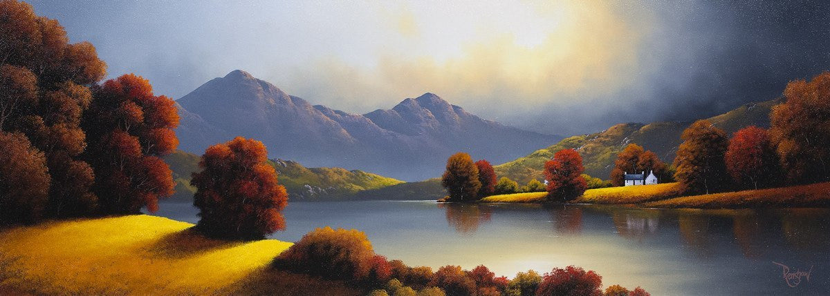 Sanctuary - SOLD David Renshaw