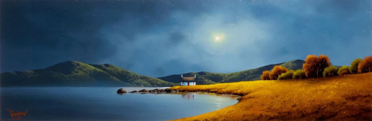 Secluded Spot David Renshaw