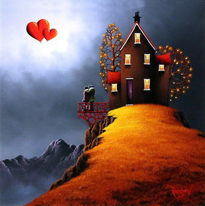 Sending Our Love - SOLD David Renshaw
