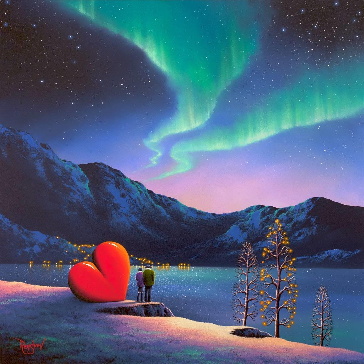 Set In Stars - Original - SOLD David Renshaw