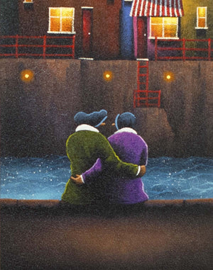 Sitting with You - SOLD David Renshaw