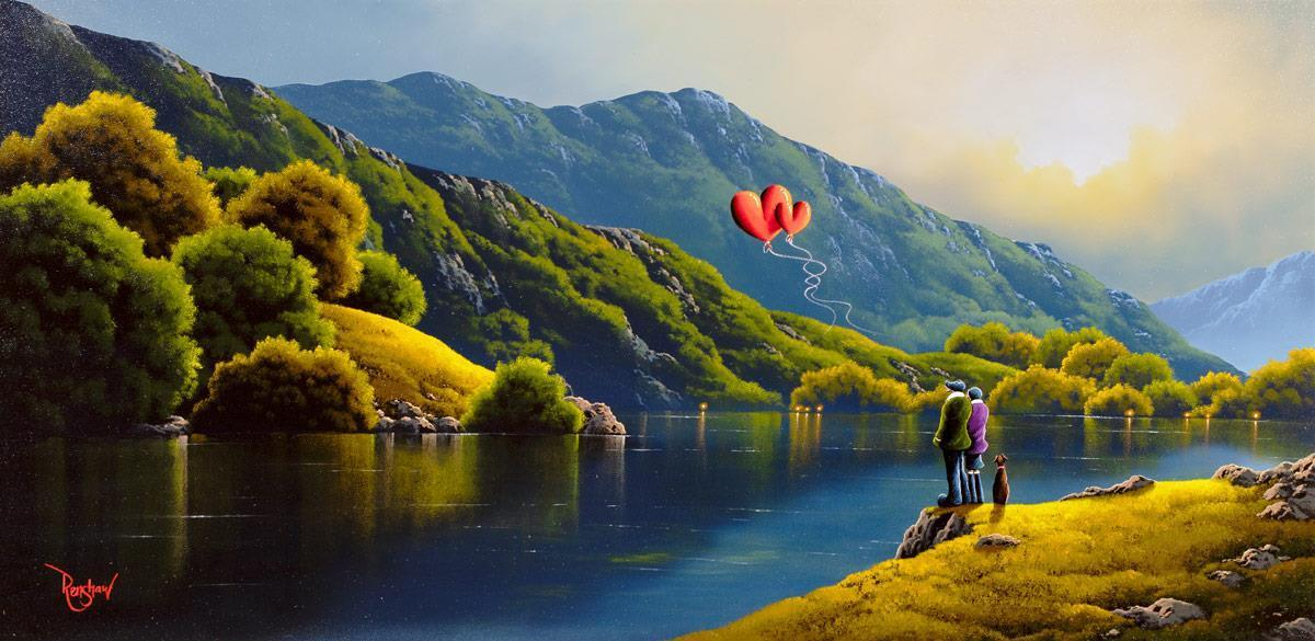 Souls Meet - Original David Renshaw