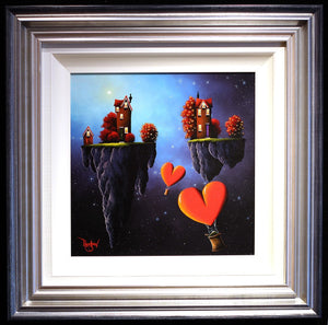 Space Travel - SOLD David Renshaw
