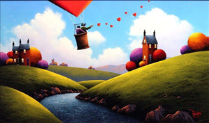 Spread the Love - SOLD David Renshaw