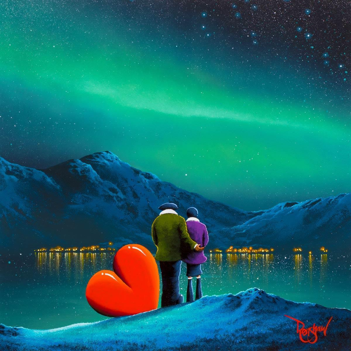 Stargazing - Original - SOLD David Renshaw