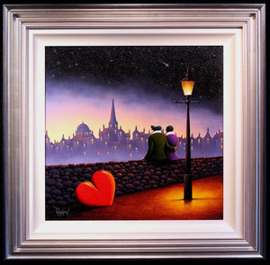 Stargazing - SOLD David Renshaw