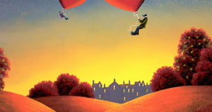 Swept Off Our Feet - Original David Renshaw