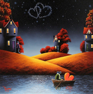 Taking Your Love With Me - SOLD David Renshaw