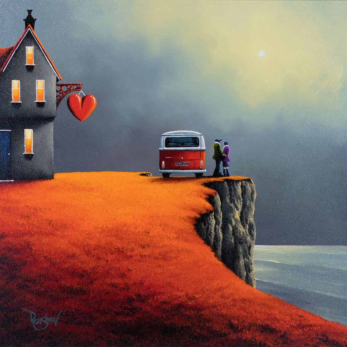 The Adventurers - SOLD David Renshaw