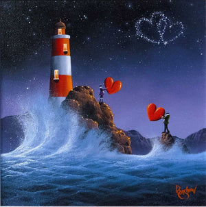 The Beacon - SOLD David Renshaw