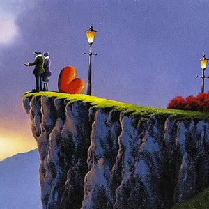 The Delivery - SOLD David Renshaw