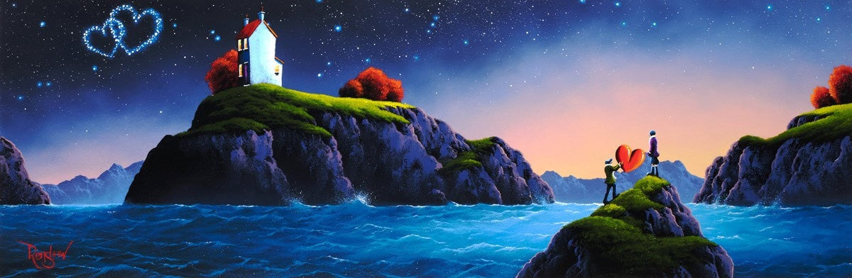 The Gift That Matters - SOLD David Renshaw