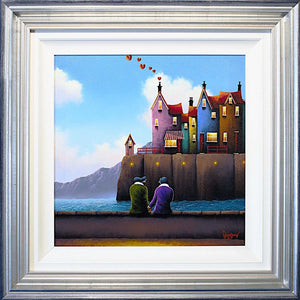 The Harbour - SOLD David Renshaw