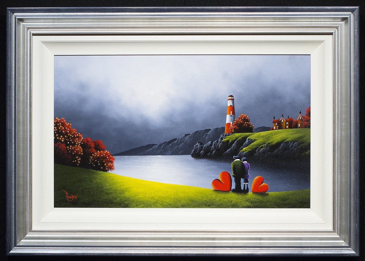 The Light of Life - SOLD David Renshaw
