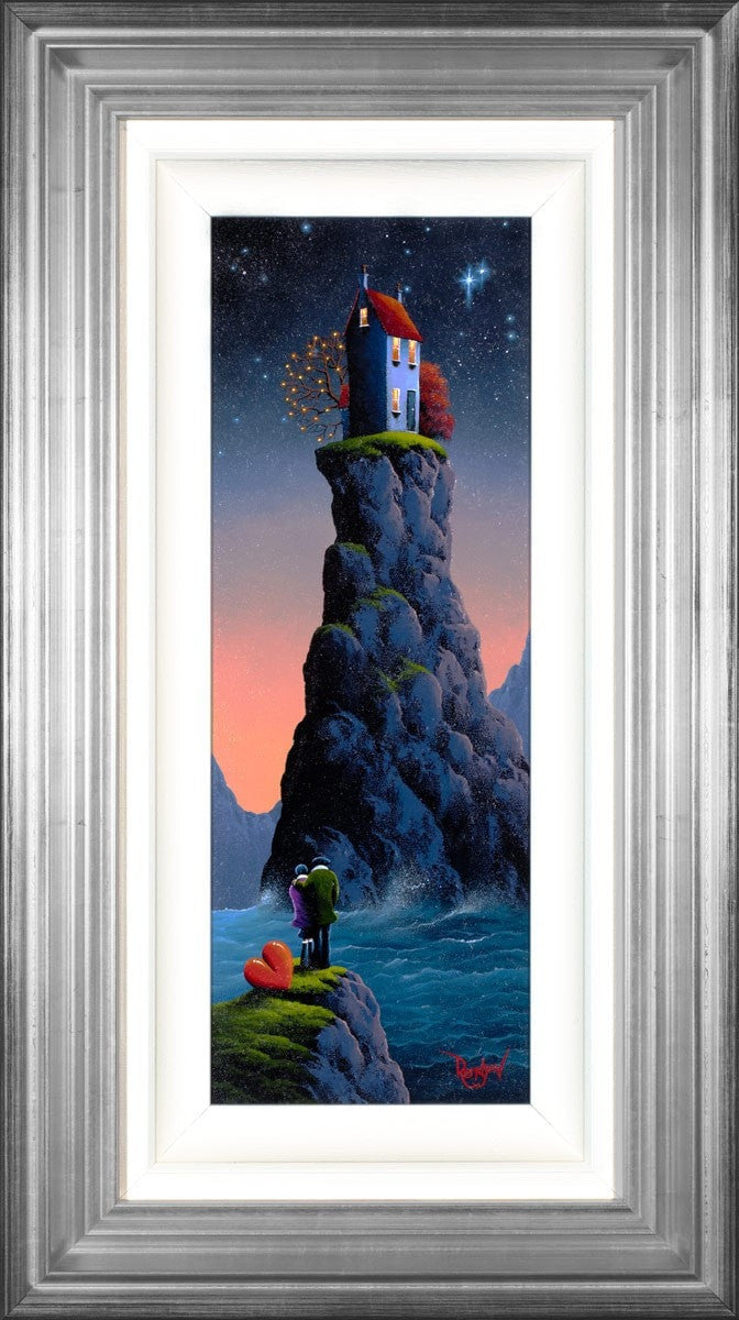 The Little Sanctuary - SOLD David Renshaw