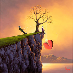 The Prize - Original David Renshaw