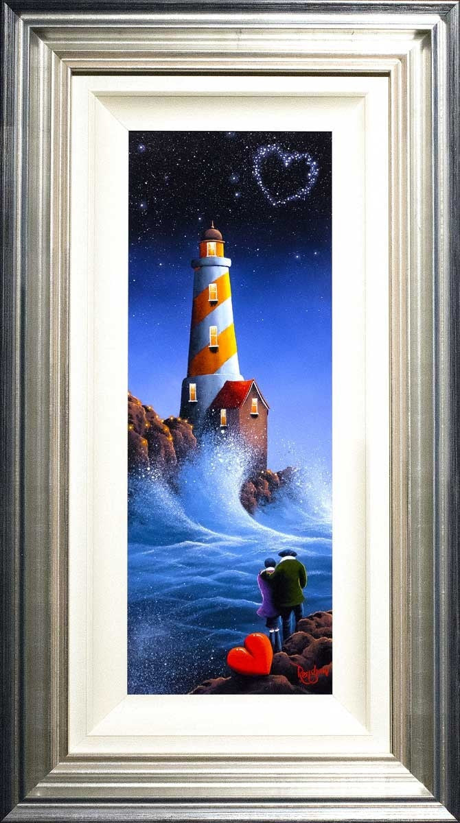 The Watchtower - SOLD David Renshaw