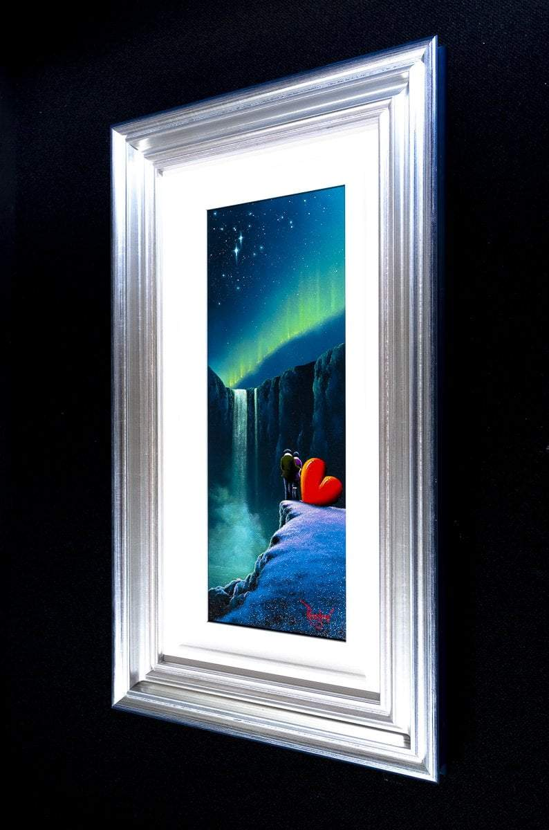 This Perfect Moment - Original David Renshaw Framed