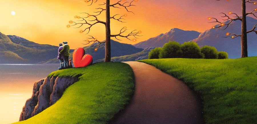 Time Together David Renshaw Framed