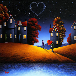 Together Forever - SOLD David Renshaw