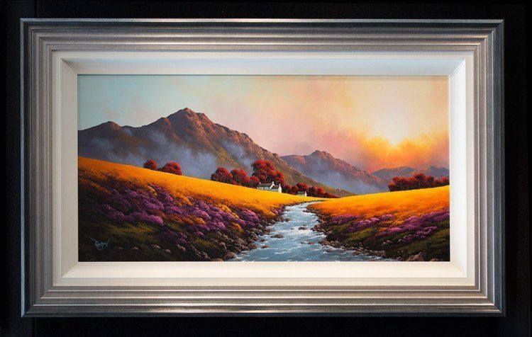 Toward the Sea - SOLD David Renshaw