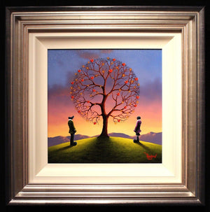 Tree of Love - SOLD David Renshaw