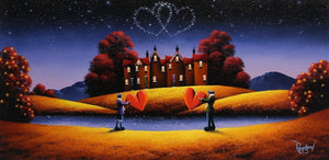 Two Hearts - SOLD David Renshaw