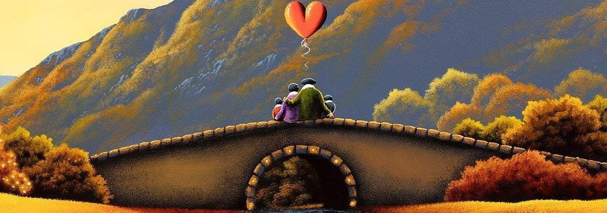 Undivided Attention - Original David Renshaw