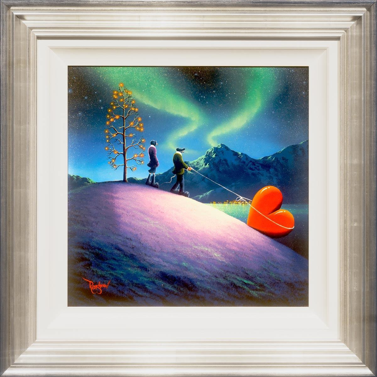 Union - Original - SOLD David Renshaw