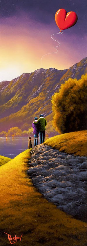 View Of Love - Original David Renshaw