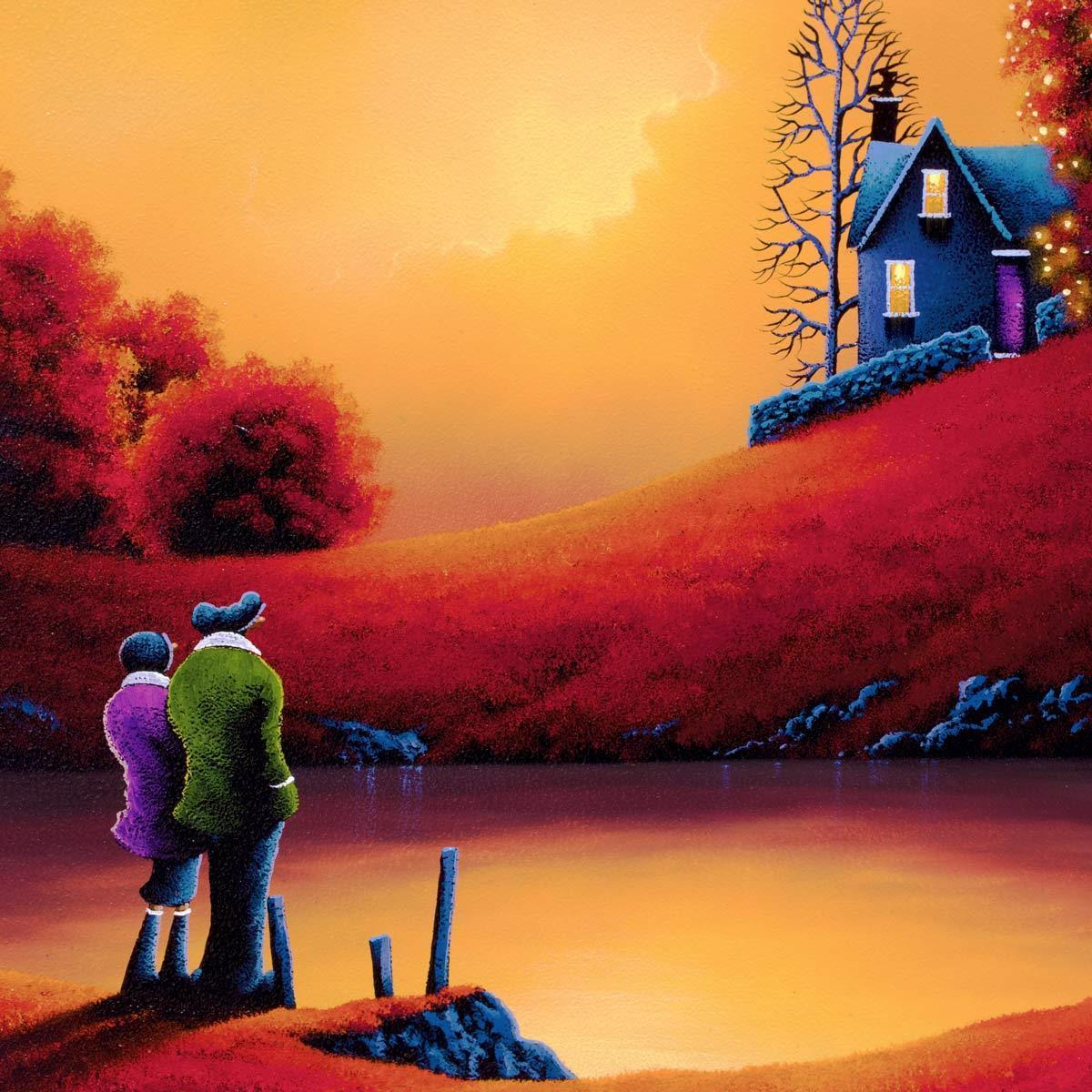 Where Love Lives - Original David Renshaw