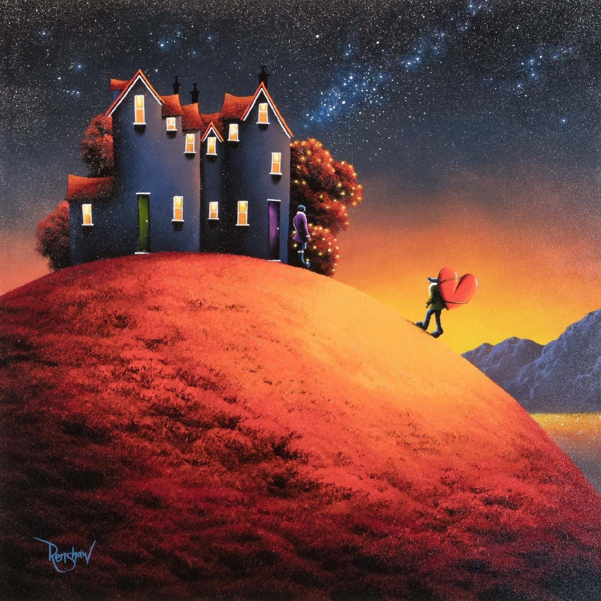 Where There's a Will - SOLD David Renshaw
