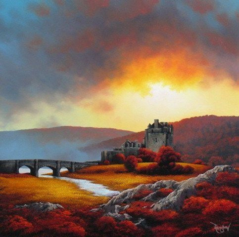 Where Three Meet - SOLD David Renshaw