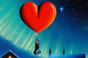 Whisked Away David Renshaw Framed